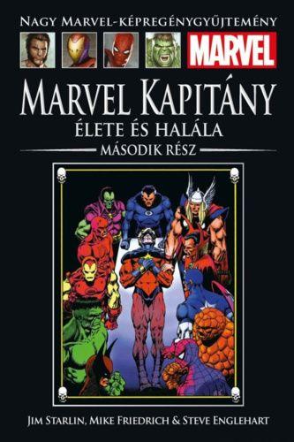 Nagy Marvel Képregénygyűjtemény 79.: Marvel Kapitány élete és halála 2. rész