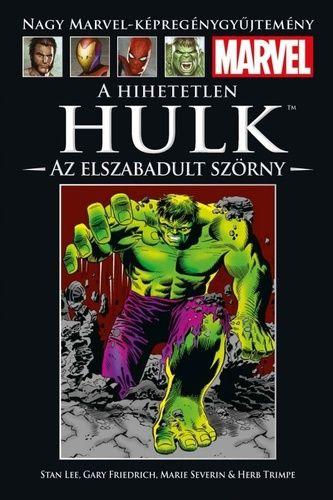 Nagy Marvel Képregénygyűjtemény 80.: A hihetetlen Hulk: Az elszabadult szörny