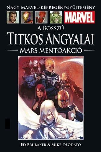 Nagy Marvel Képregénygyűjtemény 81.: A Bosszú Titkos Angyalai: Mars mentőakció