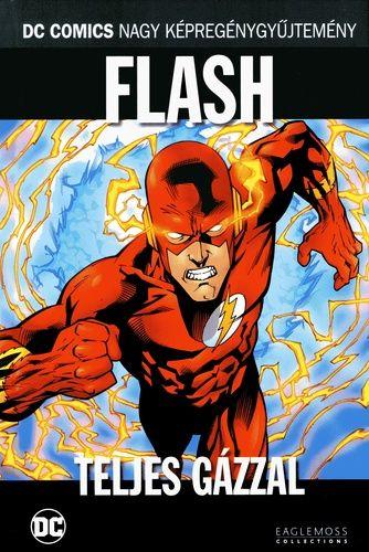 Flash: A leggyorsabb élő ember – teljes gázzal (DC 107)