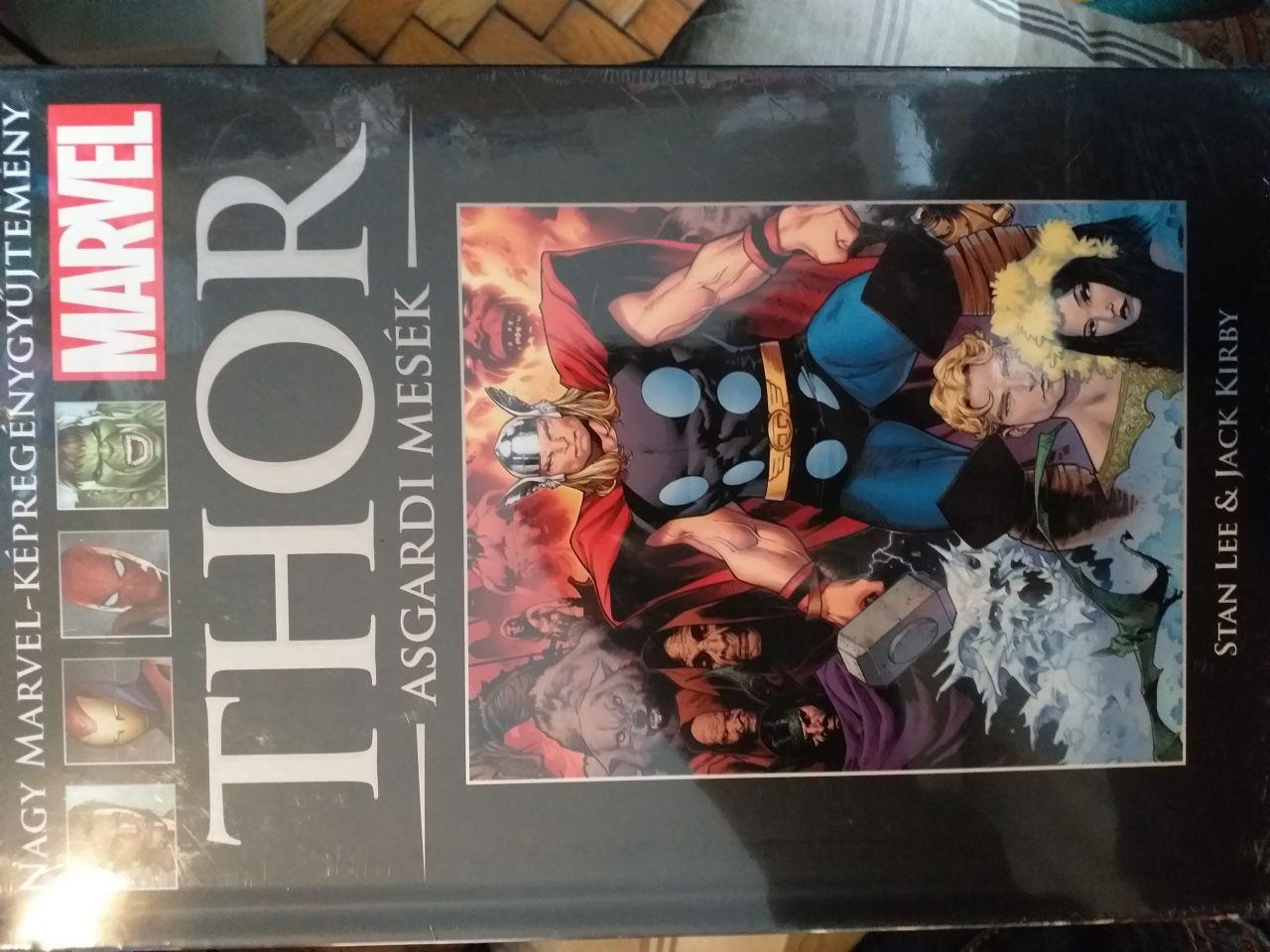 Nagy Marvel Képregénygyűjtemény 85.: Thor: Asgardi mesék