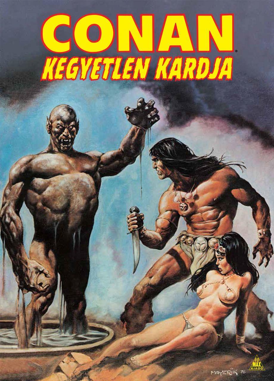 SZÉPSÉGHIBÁS Conan kegyetlen kardja 3. (keménytáblás képregény)