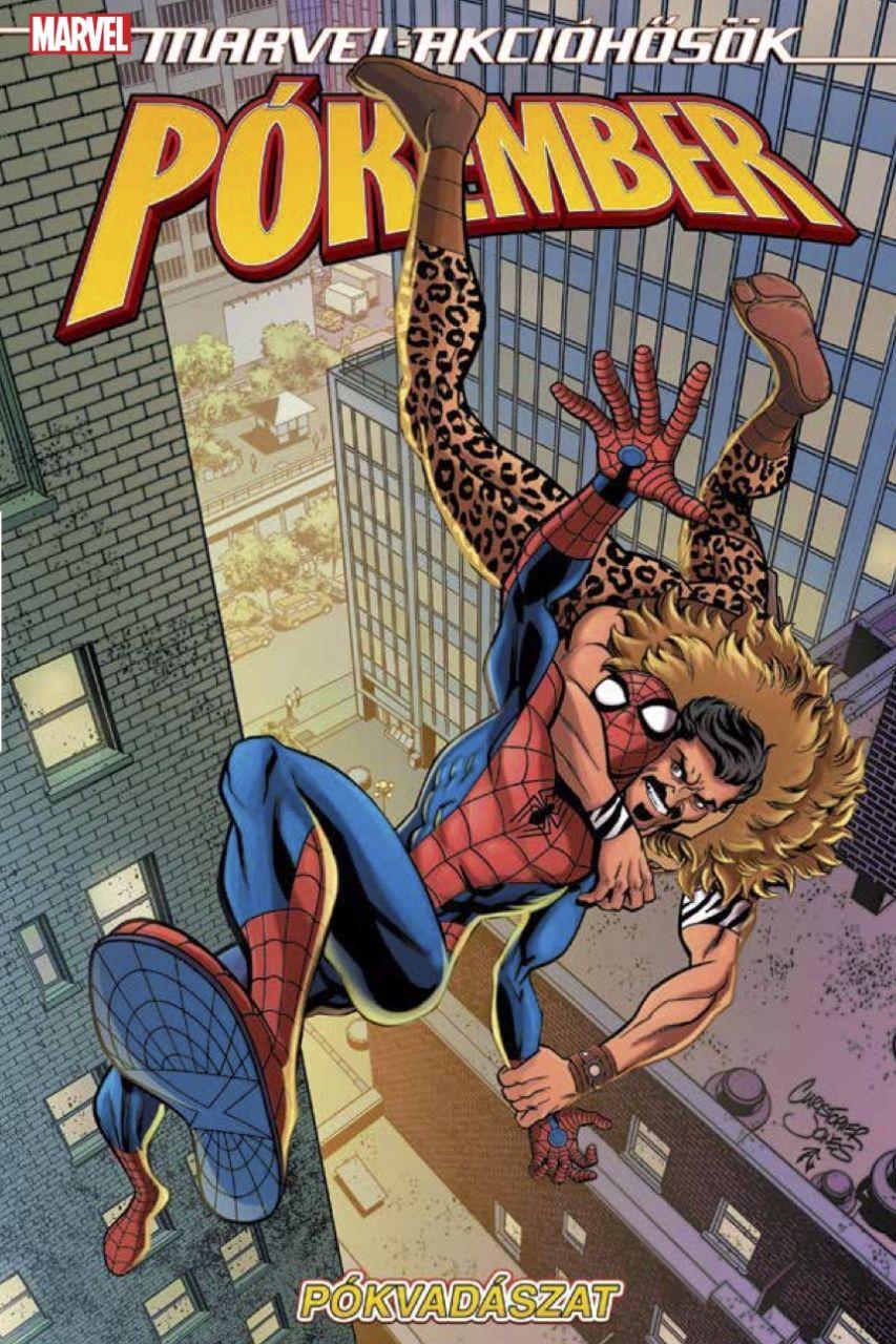 Marvel akcióhősök 2.: Pókember - Pókvadászat képregény