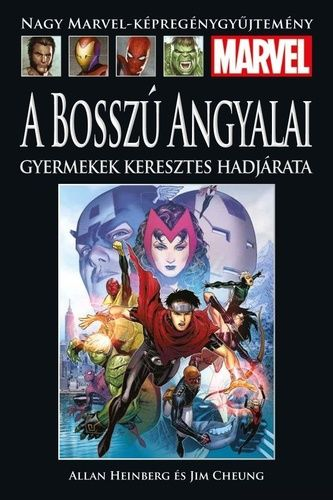 Nagy Marvel Képregénygyűjtemény 86.: A Bosszú Angyalai: Gyermekek keresztes hadjárata