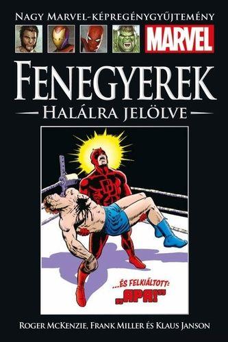 Nagy Marvel Képregénygyűjtemény 87.: Fenegyerek: Halálra jelölve