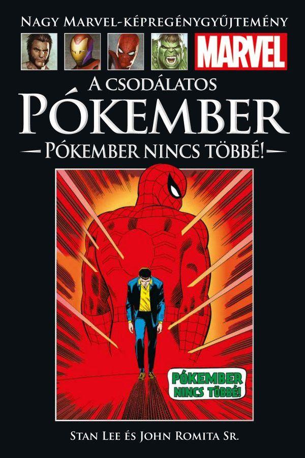 Nagy Marvel Képregénygyűjtemény 88.: A csodálatos Pókember: Pókember nincs többé!