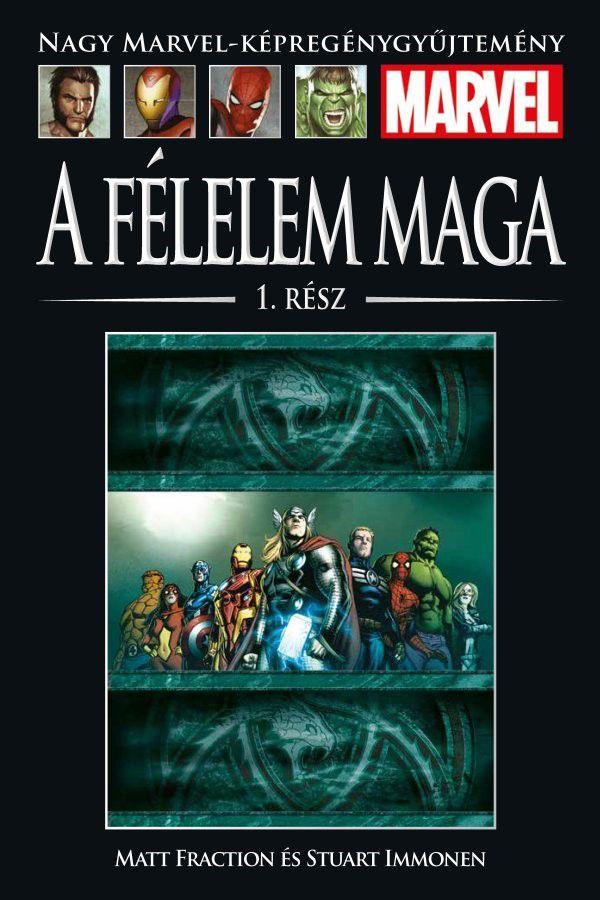 Nagy Marvel Képregénygyűjtemény 89.: A félelem maga 1. rész