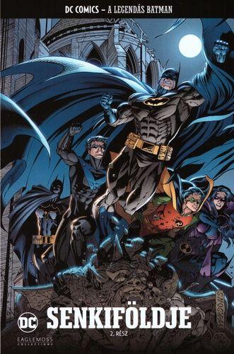 A Legendás Batman 60.: Senkiföldje 2. kötet