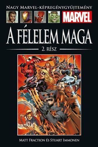 Nagy Marvel Képregénygyűjtemény 90.: A félelem maga 2. rész