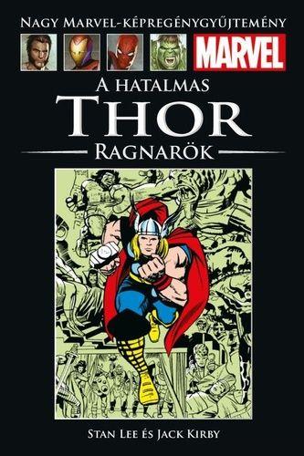 Nagy Marvel Képregénygyűjtemény 91.: A hatalmas Thor: Ragnarök