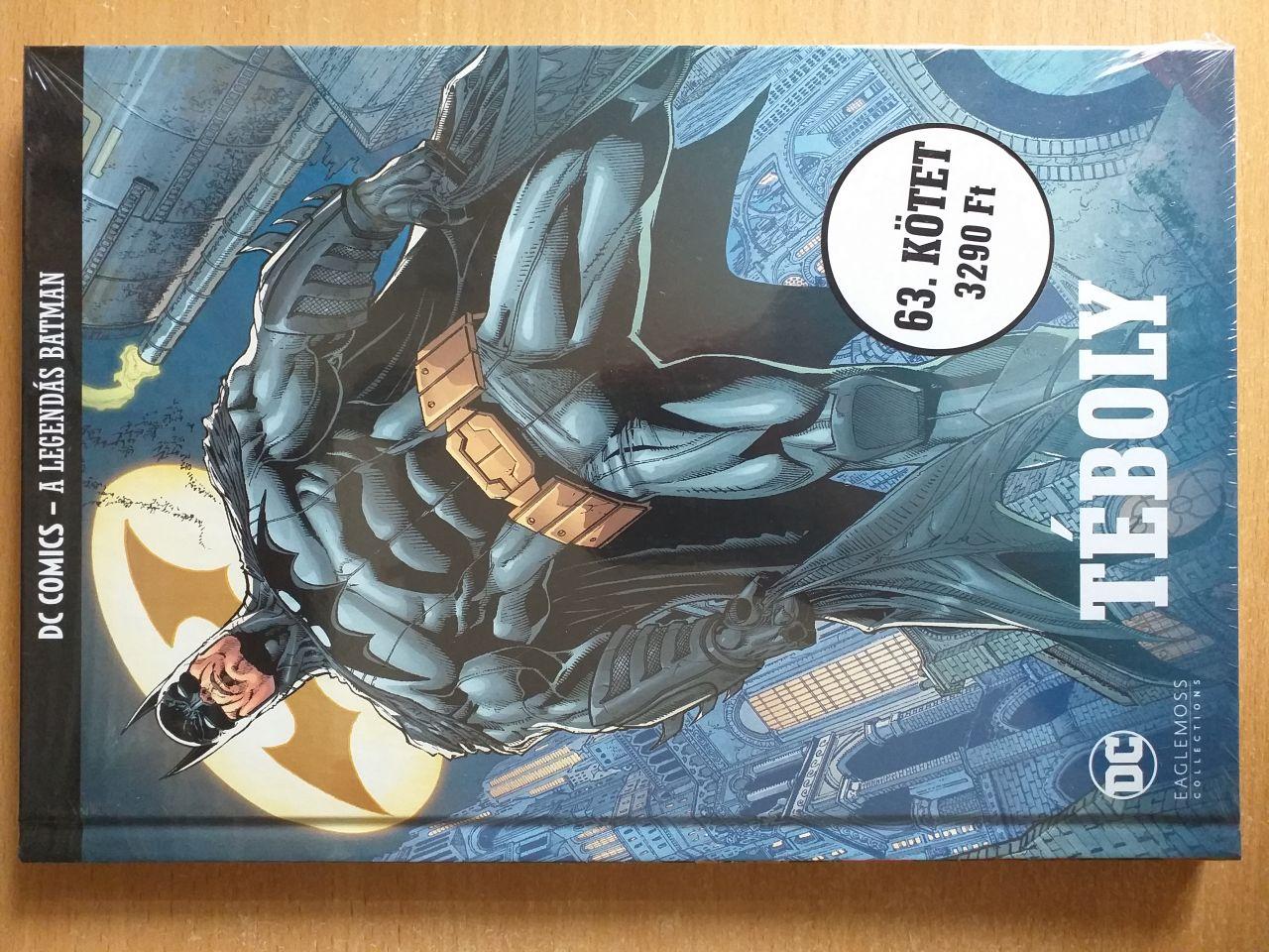 A Legendás Batman 63.: Téboly