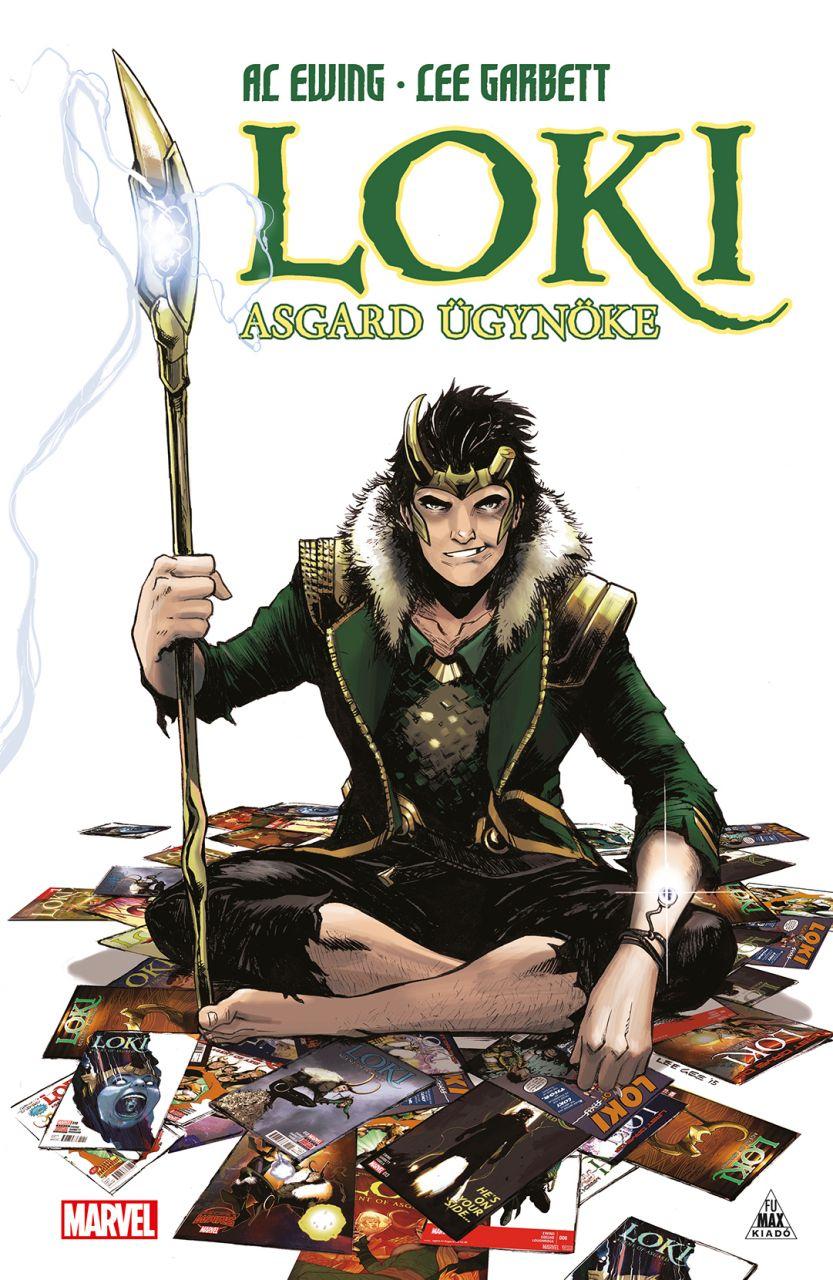 Loki: Asgard ügynöke 1.: Bízz bennem, Loki vagyok! keménytáblás képregény
