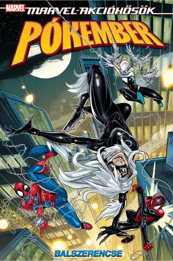 Marvel akcióhősök 4.: Pókember 3. kötet: Balszerencse képregény