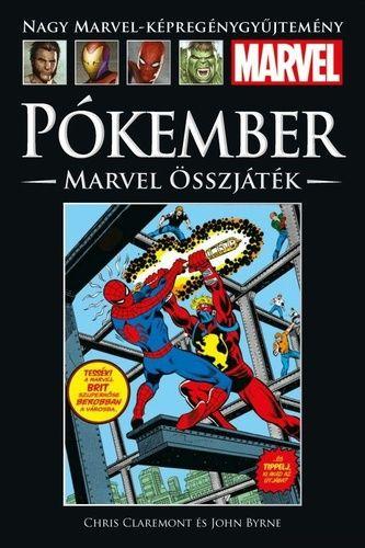 Nagy Marvel Képregénygyűjtemény 94.: Pókember - Marvel összjáték