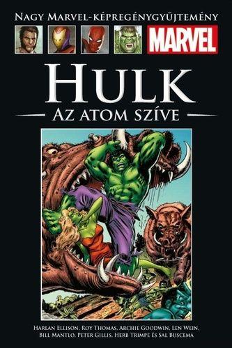 Nagy Marvel Képregénygyűjtemény 95.: Hulk - Az atom szíve