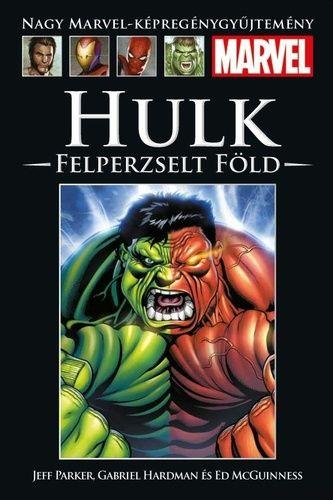 Nagy Marvel Képregénygyűjtemény 96.: Hulk - Felperzselt föld