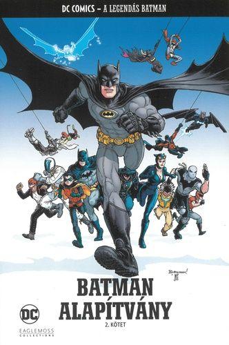 A Legendás Batman 64.: Batman Alapítvány