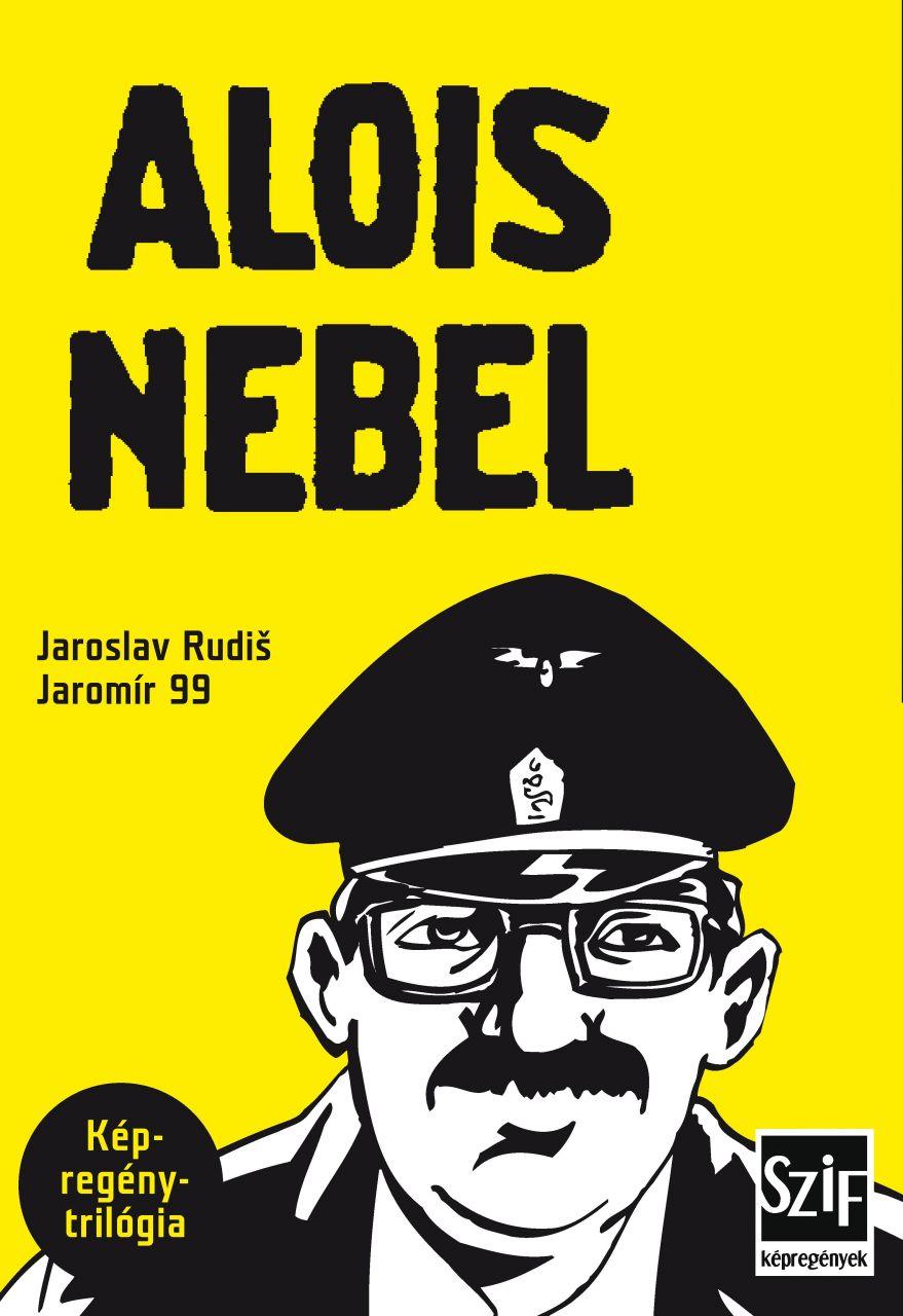 Jaroslav Rudiš – Jaromír 99: Alois Nebel képregény