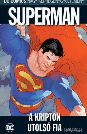 Superman – A Kripton utolsó fia (DC 3.) UTOLSÓ, BONTOTT PÉLDÁNYOK
