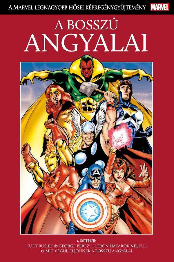 A Marvel Legnagyobb Hősei 1.: A Bosszú Angyalai (MLH 1)